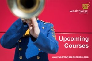 Wealthwise Education upcoming share market courses for building wealth