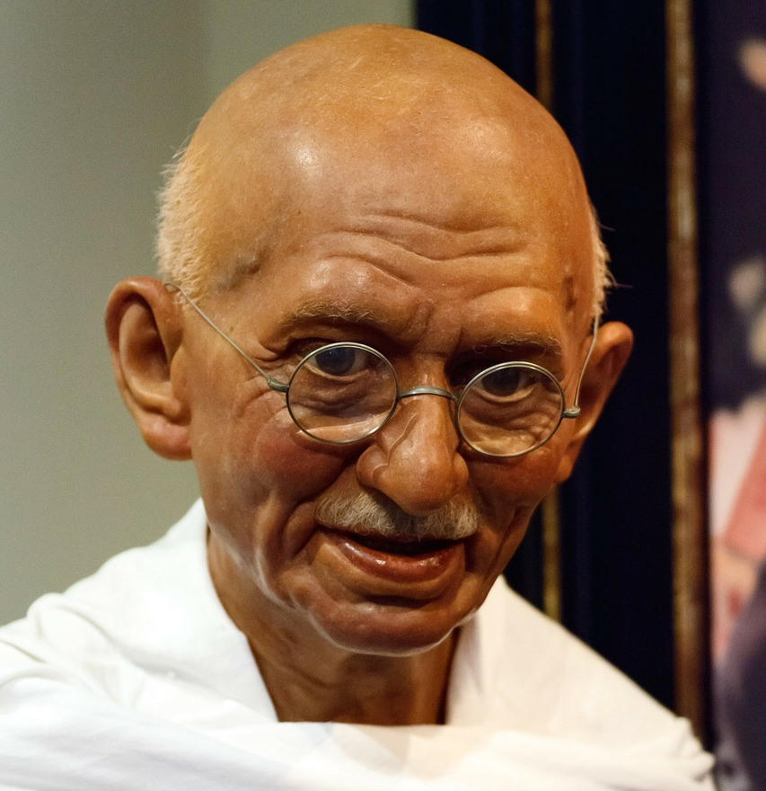 Ghandi - the dash of life