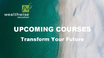 Upcoming Stock Market Courses