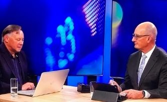 David Novac on Ausbiz The Call